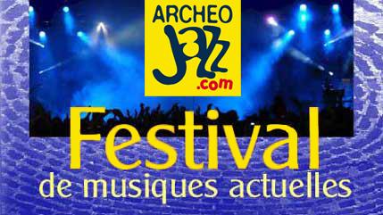 festival archéo jazz programme